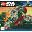 LEGO Slave I Set 8097 Instructions