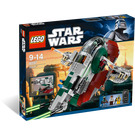 LEGO Slave I Set 8097 Packaging
