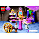 LEGO Sleeping Beauty's Royal Bedroom Set 41060 Instructions