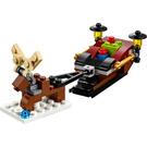 LEGO Sleigh Set 40287