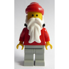 LEGO Sleigh Set Santa with Basket Minifigure