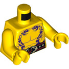 LEGO Sleven Minifig Torso (973 / 76382)