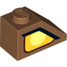 LEGO Slope 1 x 2 (45°) with Decoration (3040 / 29136)