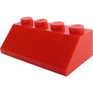 LEGO Slope 2 x 4 (45°) with Smooth Surface (3037)