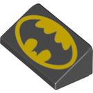 LEGO Slope 31° 1 x 2 with Batman Logo (26093)
