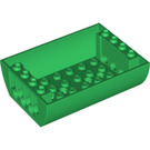 LEGO Slope 6 x 8 x 2 Curved Inverted Double (45410)