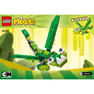 LEGO Slusho Set 41550 Instructions