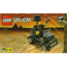 LEGO Sly Boot's Car Set 3023