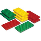 LEGO Small Baseplates Set 9279-1