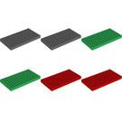 LEGO Small Baseplates Set 9279-2