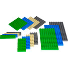 LEGO Small Building Plates Set 9079