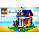 LEGO Small Cottage Set 31009 Instructions