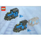 LEGO Small Locomotive Set 3740