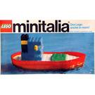 LEGO Small ship Set 30-2
