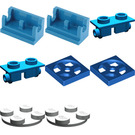 LEGO Small Turntables Set 9946