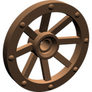 LEGO Small Wagon Wheel (2470)