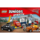 LEGO Smokey's Garage Set 10743 Instructions