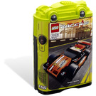 LEGO Smokin' Slickster Set 8304 Packaging