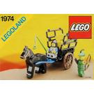 LEGO Smuggler's Hayride Set 1974-3