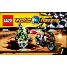 LEGO Snake Canyon Set 8896 Instructions