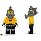 LEGO Snake Minifigure