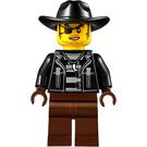 LEGO Snake Rattler Minifigure