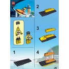 LEGO Snap's Cruiser Set 6733 Instructions