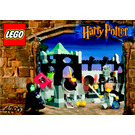 LEGO Snape's Class Set 4705 Instructions