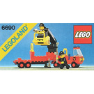 LEGO Snorkel Pumper Set 6690