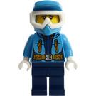 LEGO Snow Bike Driver Minifigure