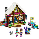 LEGO Snow Resort Chalet Set 41323