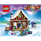 LEGO Snow Resort Chalet Set 41323 Instructions