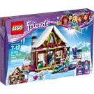 LEGO Snow Resort Chalet Set 41323 Packaging