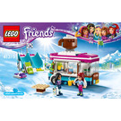 LEGO Snow Resort Hot Chocolate Van Set 41319 Instructions