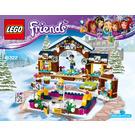 LEGO Snow Resort Ice Rink Set 41322 Instructions
