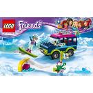 LEGO Snow Resort Off-Roader Set 41321 Instructions