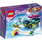LEGO Snow Resort Off-Roader Set 41321 Packaging