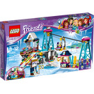 LEGO Snow Resort Ski Lift Set 41324 Packaging