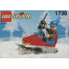 LEGO Snow Scooter Set 1730-1