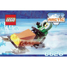 LEGO Snow Scooter Set 6626-2