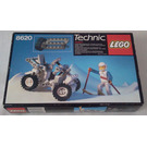 LEGO Snow Scooter Set 8620 Packaging