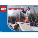 LEGO Snowboard Big Air Comp Set 3536