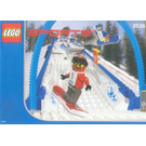LEGO Snowboard Boarder Cross Race Set 3538