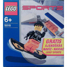 LEGO Snowboard Set 5018