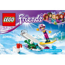 LEGO Snowboard Tricks Set 30402