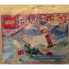 LEGO Snowboard Tricks Set 30402 Packaging