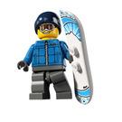 LEGO Snowboarder Guy Set 8805-16