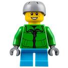 LEGO Snowboarder Minifigure