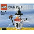 LEGO Snowman Set 30008