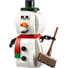 LEGO Snowman Set 40093